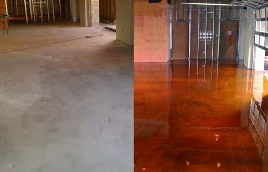 Epoxy Floor Coatings Glossy Floors