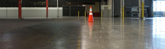 The Basics of Polished Concrete