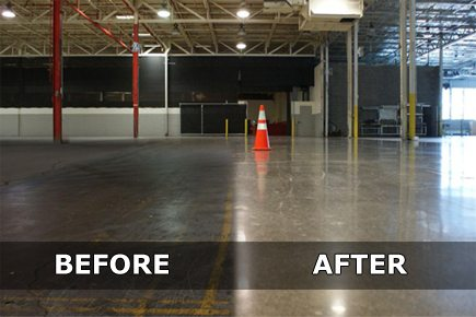 The basics of polished concrete for How to shine cement floor