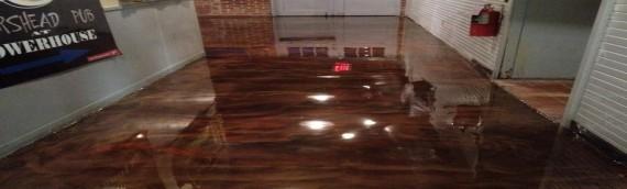 Epoxy Flooring Options