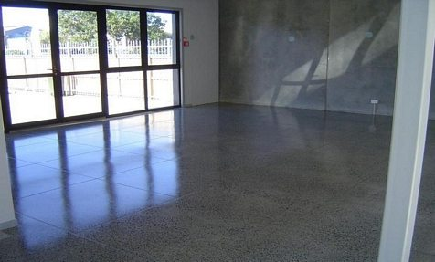 Polished concrete cost per square foot