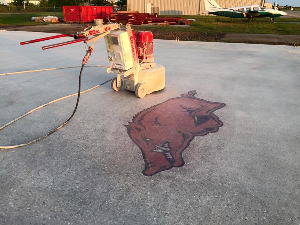 Polished Concrete Arkansas