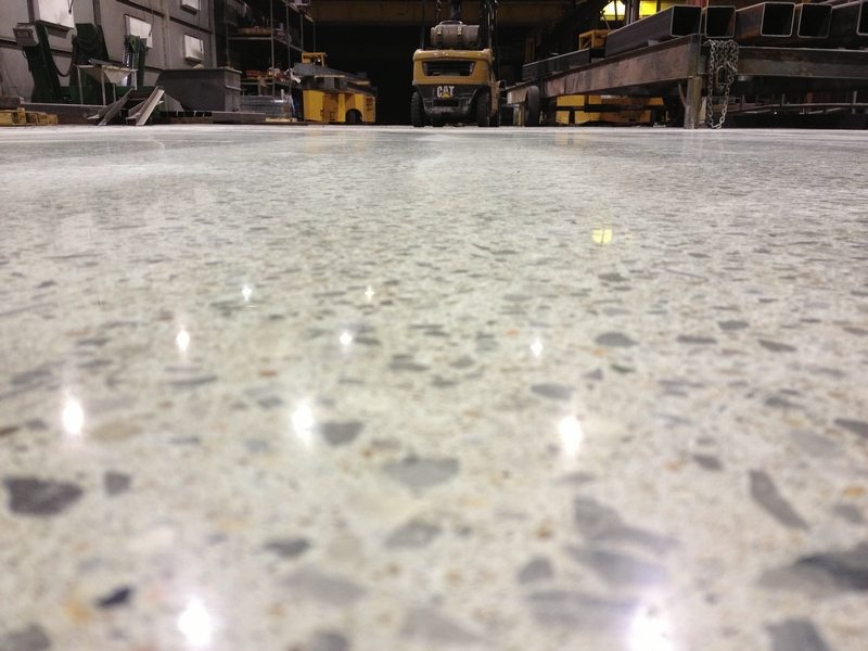 The Cost Of Polished Concrete Per Square Foot