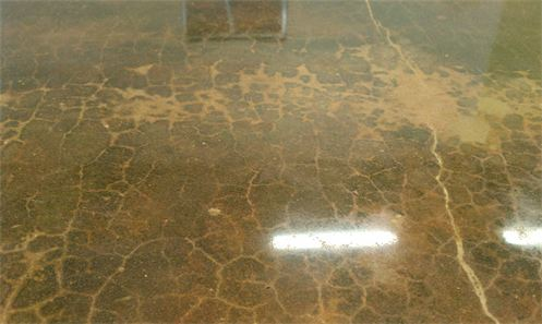 Can Cracked Concrete Be Polished