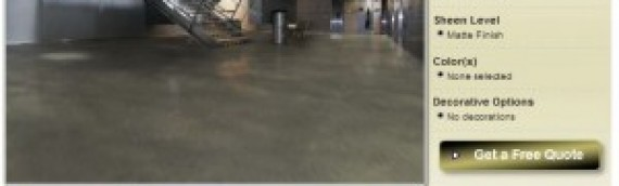 Visualize Your Polished Concrete