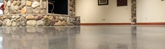 Ashley Furniture Polished Concrete Floors