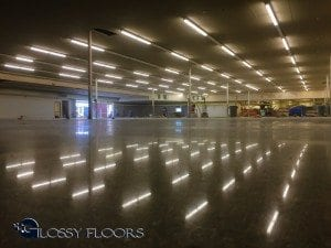 Price Cutter - Springfield Missouri - Polished Concrete Project
