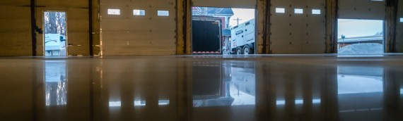 Polished Concrete Warehouse – Gallatin Fire Department