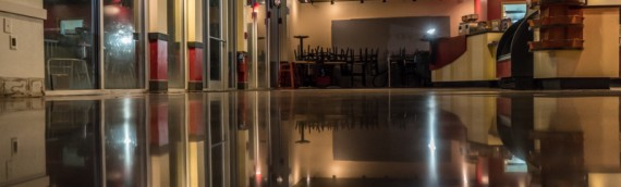 Polished Concrete Floors – Branson Music Theater