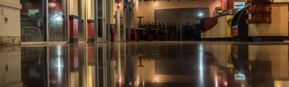 Polished Concrete Floors – Branson Music Theater