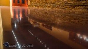 Polished Concrete Floors - El Matador Restaurant