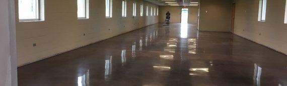 Polished Concrete Floors – United States Military