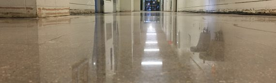 Polished Concrete Floors – Mountain Home High School