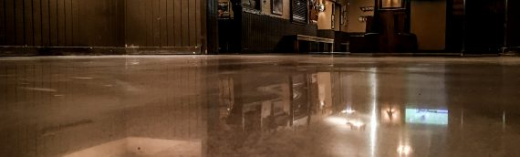 Polished Concrete Floors – Montana Mikes Restaurant