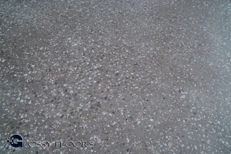 Polished Concrete Floors Exposed Aggregate