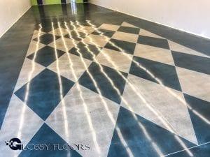 Polished Concrete Mattress Showroom-29
