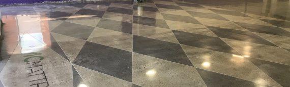 Design Ideas For Polished Concrete