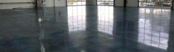The Polished Concrete Advantage