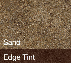 Sand is the Most Popular Polished Concrete Color in Bentonville and Fayetteville Arkansas