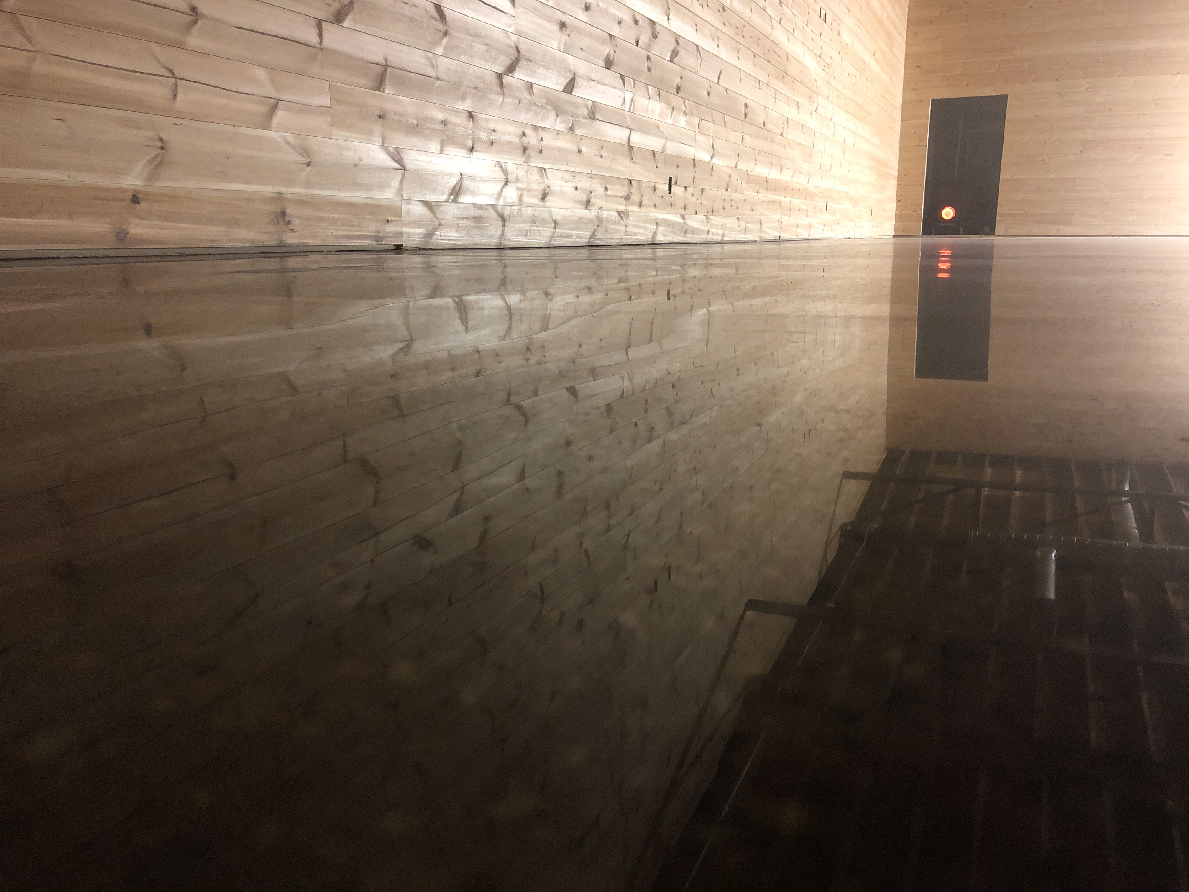 Polished Concrete Restaurant Floor
