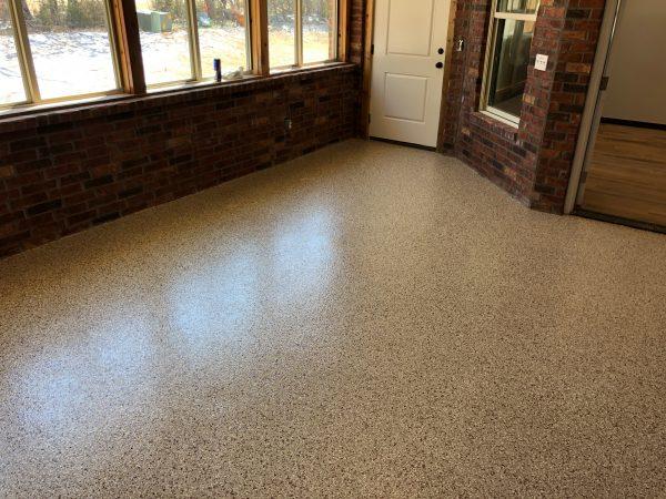 Bentonville Garage Floor Coatings