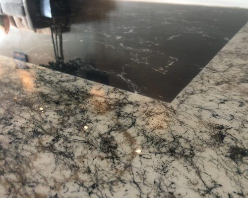 Italian Marble Epoxy Floor