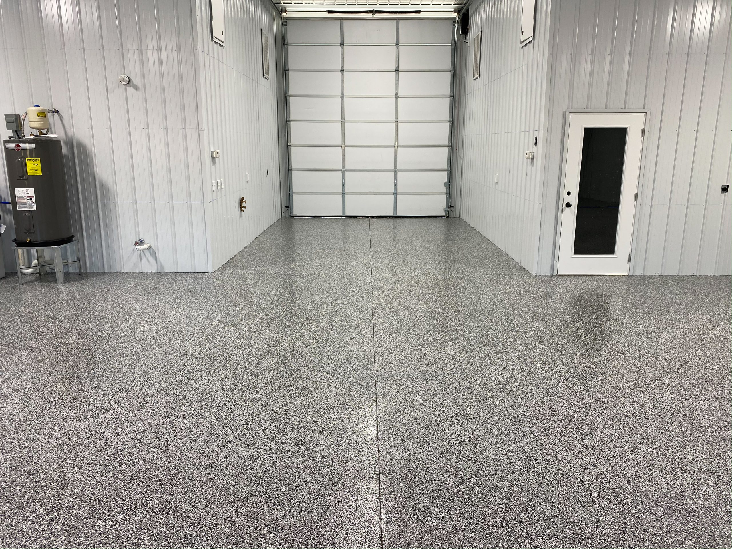 Epoxy Floor Coatings Flake
