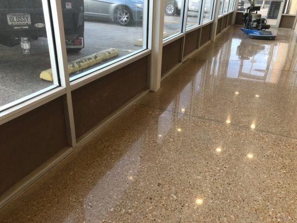 Siloam Springs Polished Concrete Flooring Company