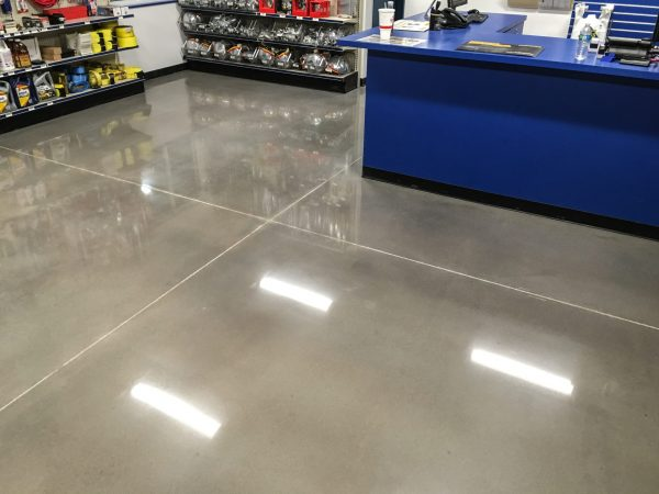 Retail Polished Concrete Fort Smith, Arkansas