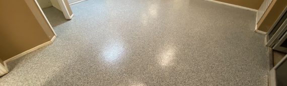 Commercial Epoxy Floor Coating New Braunfels, Texas