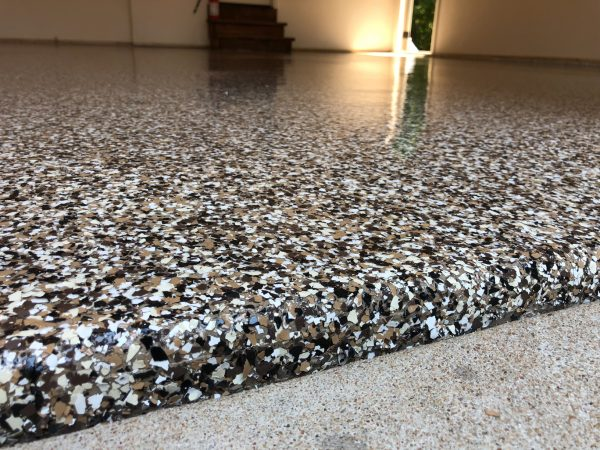 What is the Cost of a Garage Floor Coating Per Square Foot?