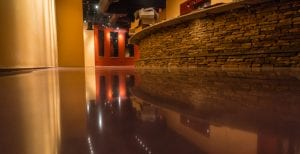 Polished Concrete Restaurant Floor in Springfield, MO