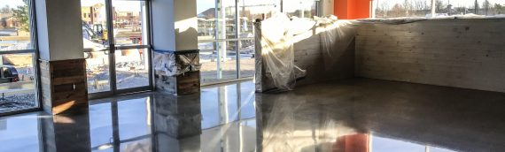 Springfield Concrete Polishing