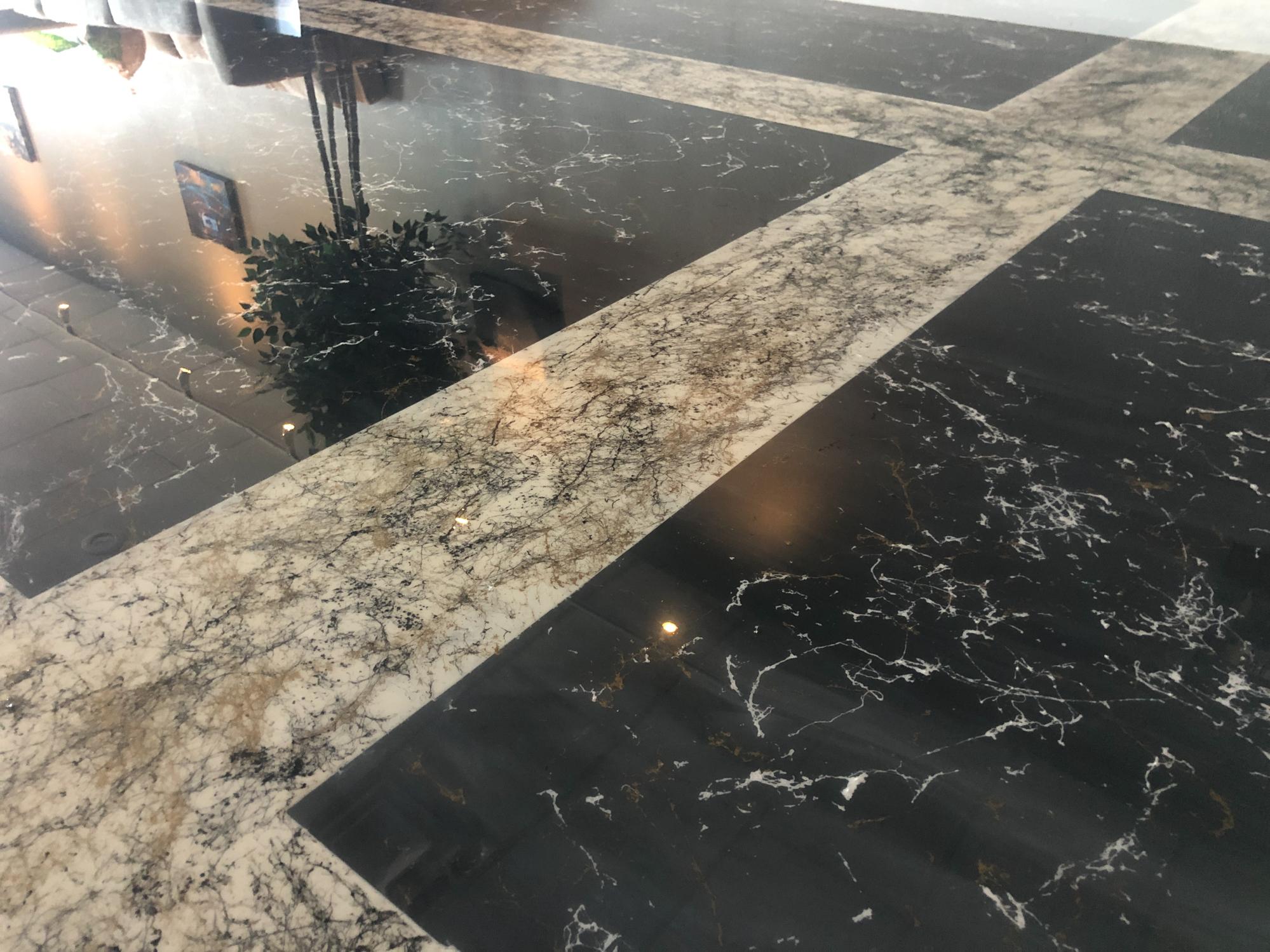 Metallic Epoxy Flooring Topcoats