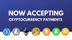 Now Accepting Crypto