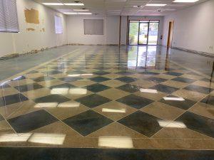 Metallic Floor - Bentonville, Arkansas